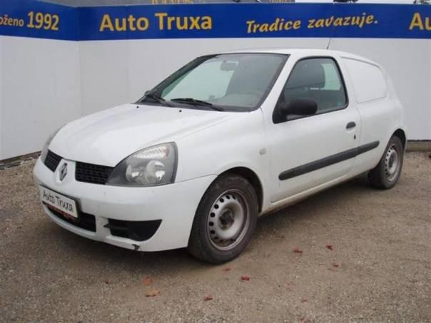 Renault Clio 1.5 dCi 45kW *2-místný VAN, foto 1 Auto – moto , Automobily | spěcháto.cz - bazar, inzerce zdarma
