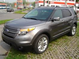 Ford Explorer AWD Limited 302A
