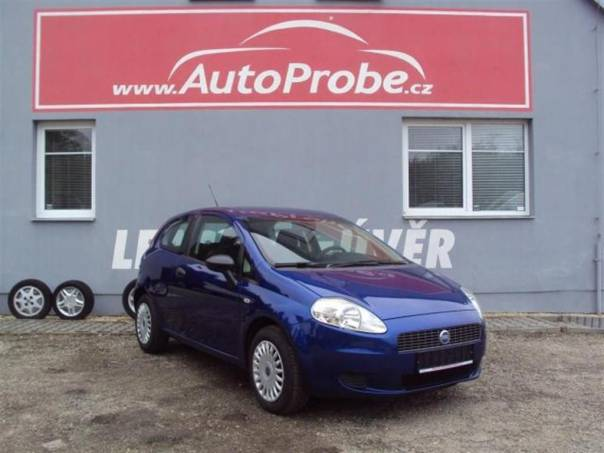 Fiat Punto 1.4i 16V ACTIVE, foto 1 Auto – moto , Automobily | spěcháto.cz - bazar, inzerce zdarma