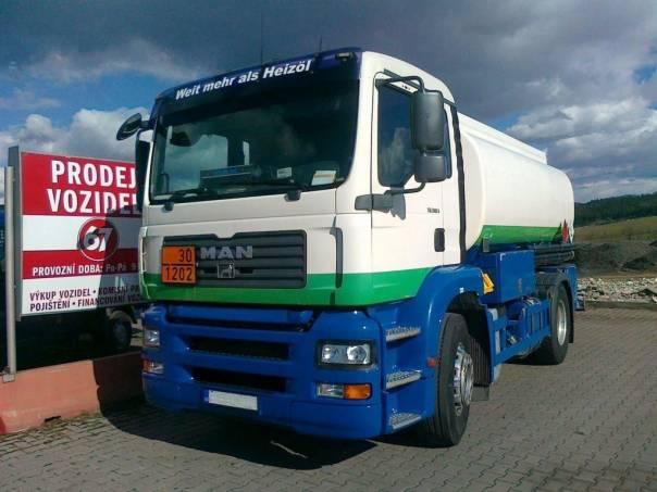 MAN  ADR cisterna, foto 1 Užitkové a nákladní vozy, Nad 7,5 t | spěcháto.cz - bazar, inzerce zdarma
