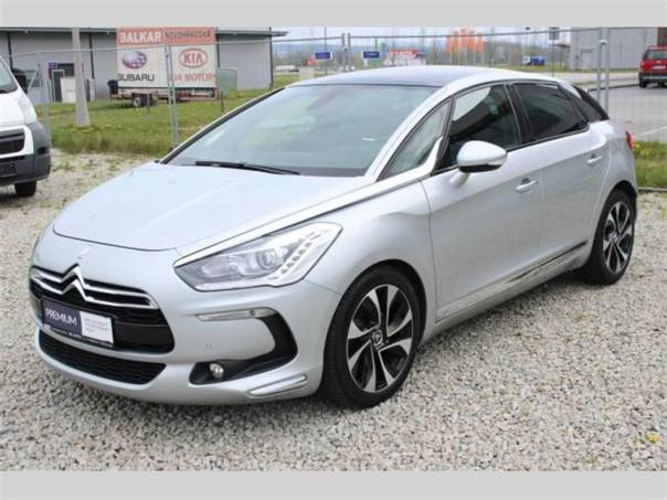 Citroën DS5 EXCLUSIVE 2.0 HDi,nové v CZ, foto 1 Auto – moto , Automobily   spěcháto.cz - bazar, inzerce zdarma