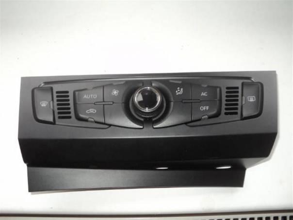 Audi A4 Ovládání ventilace, foto 1 Náhradní díly a příslušenství, Osobní vozy | spěcháto.cz - bazar, inzerce zdarma