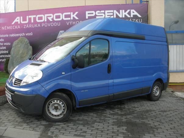 Renault Trafic 2.5   dCi 150 dolož.KM, foto 1 Užitkové a nákladní vozy, Do 7,5 t | spěcháto.cz - bazar, inzerce zdarma