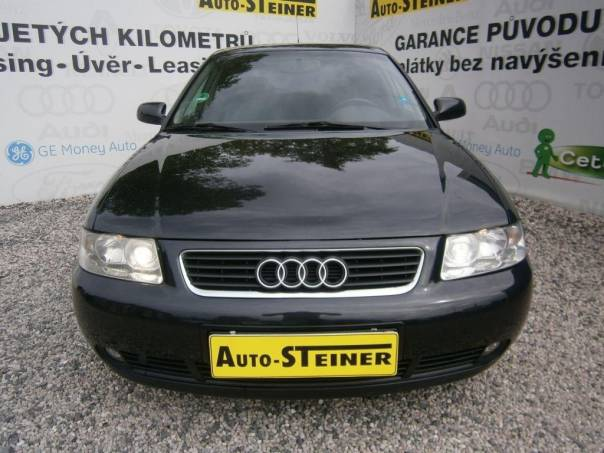 Audi A3 1.8T Navigace, Xenony, Kůže , foto 1 Auto – moto , Automobily | spěcháto.cz - bazar, inzerce zdarma