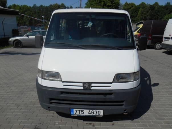 Peugeot Boxer 2.5 TDI,eko zaplaceno, foto 1 Užitkové a nákladní vozy, Do 7,5 t | spěcháto.cz - bazar, inzerce zdarma