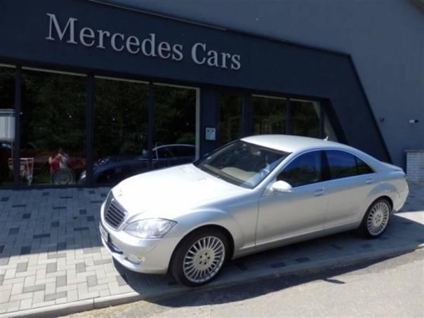 Mercedes-Benz Třída S S 500, foto 1 Auto – moto , Automobily | spěcháto.cz - bazar, inzerce zdarma