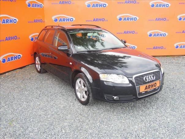 Audi A4 1,9 TDi SERVIS. KN. NAVIGACE, foto 1 Auto – moto , Automobily | spěcháto.cz - bazar, inzerce zdarma