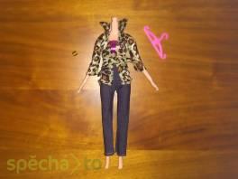 NOVÉ! Set pro panenku Barbie, kabátek + doplňky, 5 dílů , Pro děti, Hračky    spěcháto.cz - bazar, inzerce zdarma