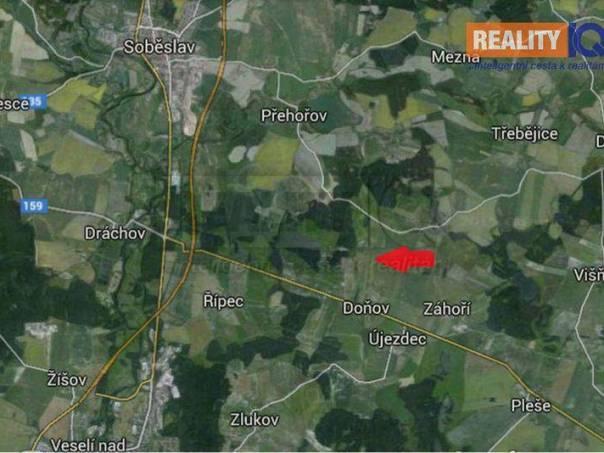 Prodej pozemku, Dírná - Lžín, foto 1 Reality, Pozemky | spěcháto.cz - bazar, inzerce