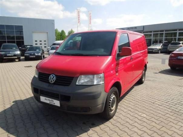 Volkswagen Transporter 1.9TDi 77 kW / 109 k přední 5 st. manuální, foto 1 Užitkové a nákladní vozy, Do 7,5 t | spěcháto.cz - bazar, inzerce zdarma