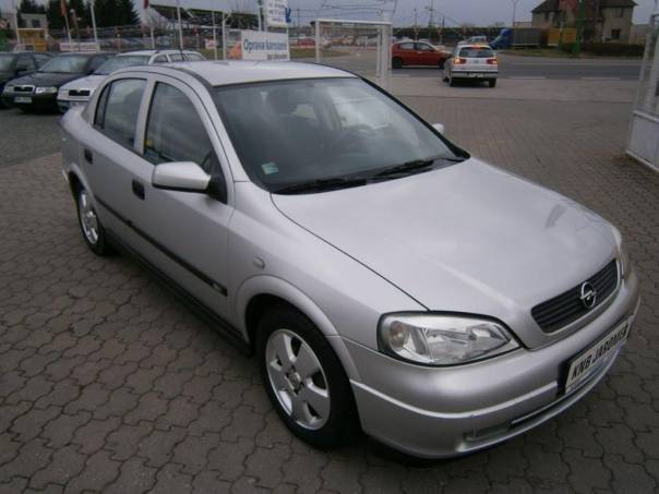 Opel Astra 1,4 16v,113000km,serviska,ČR, foto 1 Auto – moto , Automobily | spěcháto.cz - bazar, inzerce zdarma