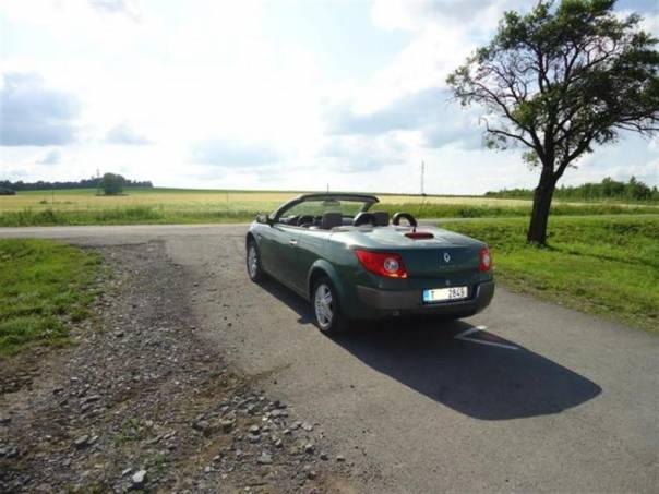 Renault Mégane 1,6 16V kabrio, foto 1 Auto – moto , Automobily | spěcháto.cz - bazar, inzerce zdarma