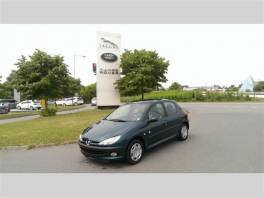 Peugeot 206 1.6i R.GARR,PANORAMA,KŮŽE,DIGI-KL