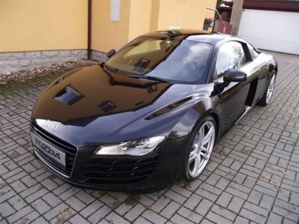Audi R8 4,2 FSi V8 quattro*manual*DPH, foto 1 Auto – moto , Automobily | spěcháto.cz - bazar, inzerce zdarma