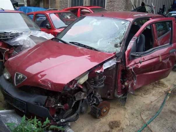 Alfa Romeo 145 1.6 - na díly, foto 1 Náhradní díly a příslušenství, Ostatní | spěcháto.cz - bazar, inzerce zdarma