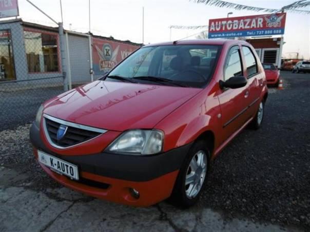 Dacia Logan 1.4i Super stav Euro 3, foto 1 Auto – moto , Automobily | spěcháto.cz - bazar, inzerce zdarma
