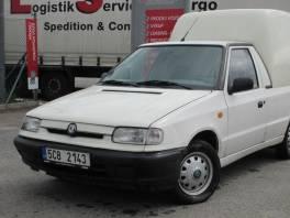 Škoda Felicia 1.9 D Pick Up , Auto – moto , Automobily  | spěcháto.cz - bazar, inzerce zdarma