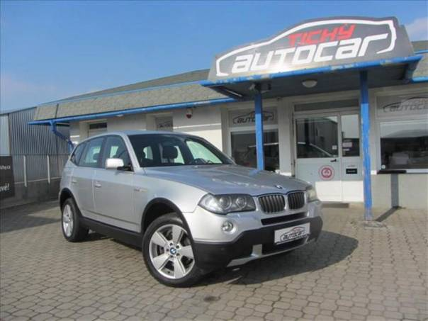 BMW X3 2,0 2.0d,Xenon,serviska, foto 1 Auto – moto , Automobily | spěcháto.cz - bazar, inzerce zdarma