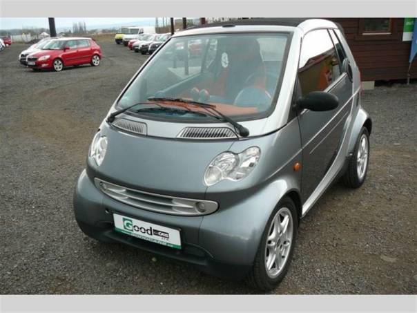 Smart Fortwo 0,6i cabrio serviska, foto 1 Auto – moto , Automobily | spěcháto.cz - bazar, inzerce zdarma