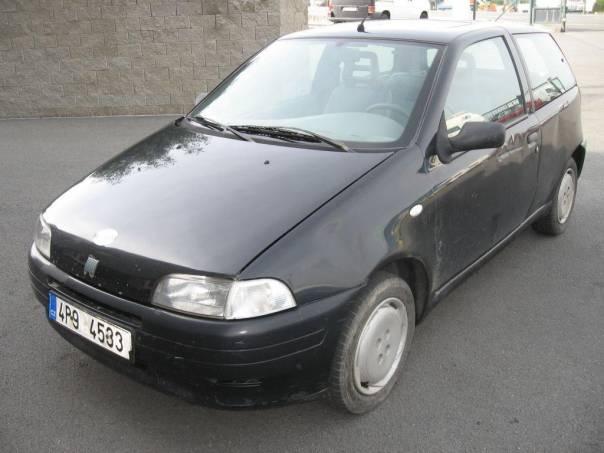 Fiat Punto 1.1i, Nová STK, Zaplac. eko, foto 1 Auto – moto , Automobily | spěcháto.cz - bazar, inzerce zdarma