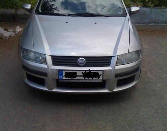 Fiat Stilo 1.9JTD 85kw, foto 1 Auto – moto , Automobily | spěcháto.cz - bazar, inzerce zdarma