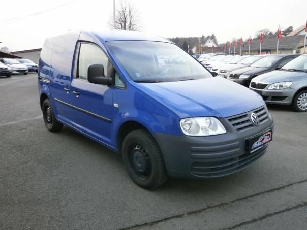 Volkswagen Caddy 1.4 16V ČR 1.MAJITEL, foto 1 Užitkové a nákladní vozy, Do 7,5 t | spěcháto.cz - bazar, inzerce zdarma