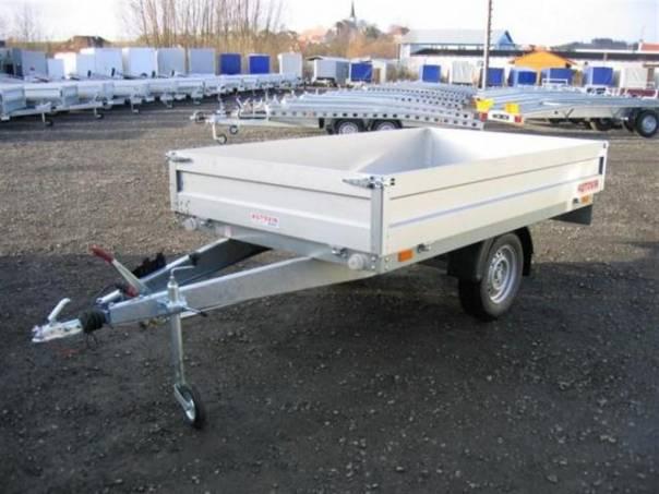ZV 1300kg/750kg 2,5/1,5-2, foto 1 Užitkové a nákladní vozy, Přívěsy a návěsy | spěcháto.cz - bazar, inzerce zdarma