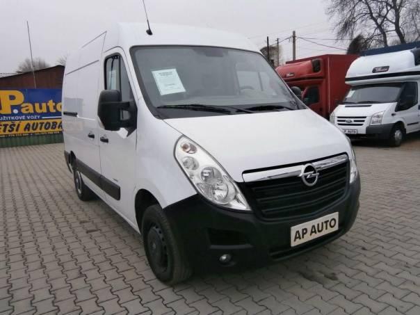 Opel Movano L2H2 KLIMA 2.3DCI, foto 1 Užitkové a nákladní vozy, Do 7,5 t | spěcháto.cz - bazar, inzerce zdarma