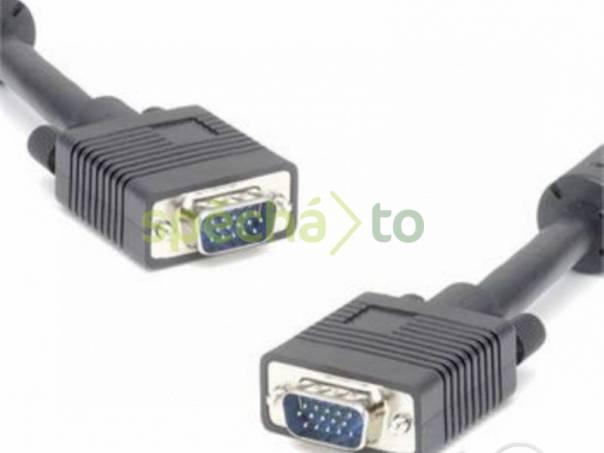 PremiumCord Kabel k monitoru HQ (Coax) 2x ferrit,SVGA 25m, foto 1 TV, audio, video, Propojovací kabely   spěcháto.cz - bazar, inzerce zdarma
