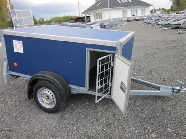 AT 750 přepravník pro 3 psy, foto 1 Užitkové a nákladní vozy, Přívěsy a návěsy | spěcháto.cz - bazar, inzerce zdarma