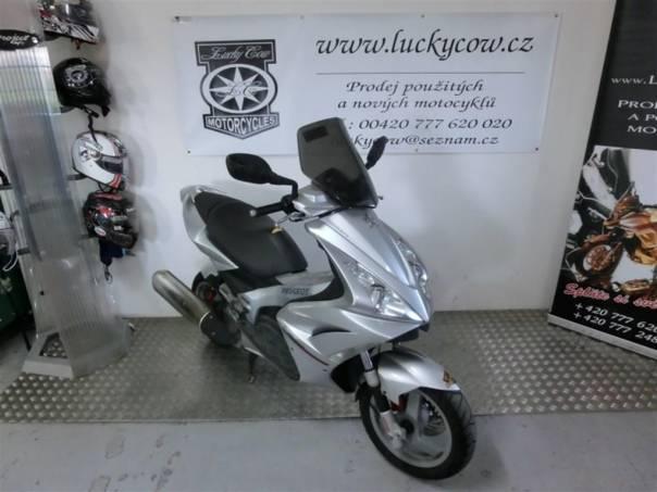 Peugeot  Jet Force 125, foto 1 Auto – moto , Motocykly a čtyřkolky | spěcháto.cz - bazar, inzerce zdarma