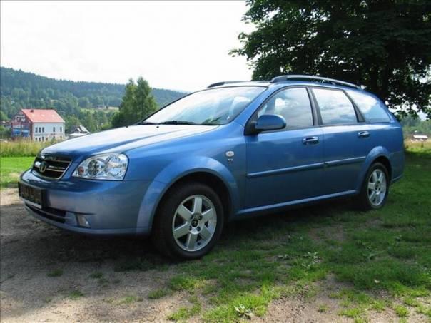 Daewoo Nubira 1.6 16v Kůže,Digi Klima  SX, foto 1 Auto – moto , Automobily | spěcháto.cz - bazar, inzerce zdarma