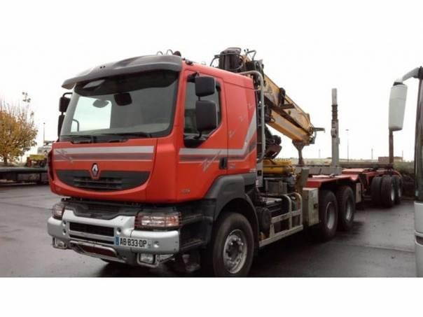 Renault  Kerax 500 6x4, foto 1 Užitkové a nákladní vozy, Nad 7,5 t | spěcháto.cz - bazar, inzerce zdarma