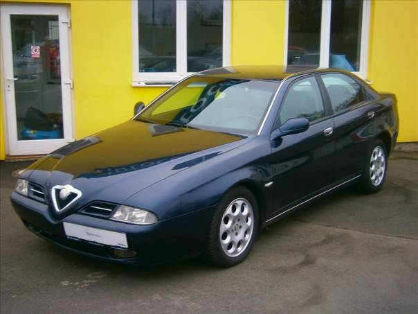 Alfa Romeo 166 2,4 JTD, foto 1 Auto – moto , Automobily | spěcháto.cz - bazar, inzerce zdarma