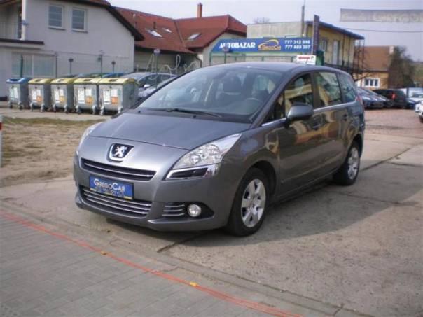Peugeot 5008 1,6HDI-82KW*DIGIKLIMA**ALU*, foto 1 Auto – moto , Automobily | spěcháto.cz - bazar, inzerce zdarma