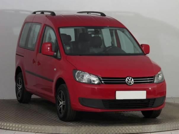 Volkswagen Caddy 1.6 TDI, foto 1 Auto – moto , Automobily | spěcháto.cz - bazar, inzerce zdarma