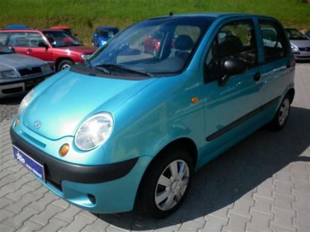Daewoo Matiz 1,0i, foto 1 Auto – moto , Automobily | spěcháto.cz - bazar, inzerce zdarma