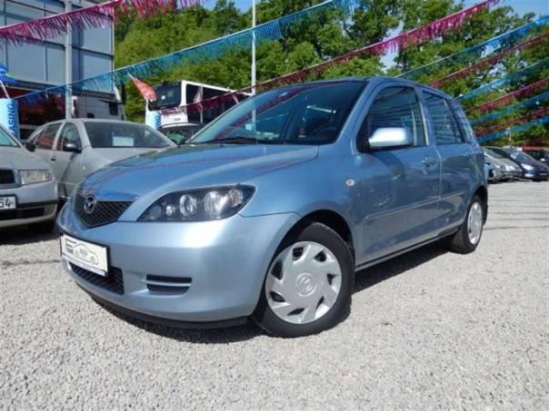 Mazda 2 1.4 MCD,klima,serviska, foto 1 Auto – moto , Automobily | spěcháto.cz - bazar, inzerce zdarma