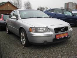 Volvo S60 2.4D5 120 Kw AT.xenon 8 air ČR