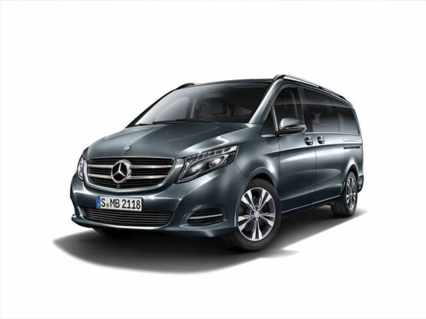 Mercedes-Benz Třída V V 220 VK L, foto 1 Auto – moto , Automobily | spěcháto.cz - bazar, inzerce zdarma