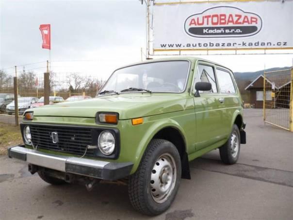 Lada Niva 1,7 4x4, foto 1 Auto – moto , Automobily | spěcháto.cz - bazar, inzerce zdarma