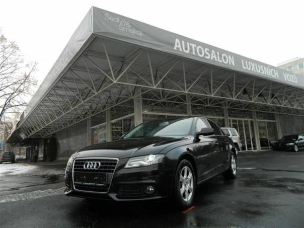 Audi A4 2.0 TDI ČR PŮVOD TOP STAV, foto 1 Auto – moto , Automobily | spěcháto.cz - bazar, inzerce zdarma