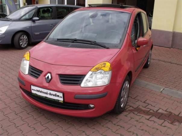 Renault Modus 1.6i-16v 82KW Dynamique, foto 1 Auto – moto , Automobily | spěcháto.cz - bazar, inzerce zdarma