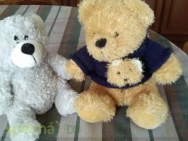 Dva medvídci , Pro děti, Hračky  | spěcháto.cz - bazar, inzerce zdarma