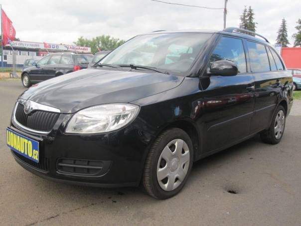 Škoda Fabia 1.4 16V LPG, foto 1 Auto – moto , Automobily | spěcháto.cz - bazar, inzerce zdarma