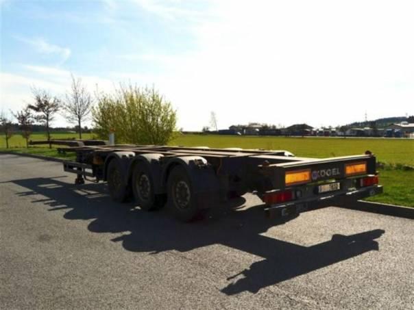 SW 24,nosič kontejneru, foto 1 Užitkové a nákladní vozy, Přívěsy a návěsy | spěcháto.cz - bazar, inzerce zdarma