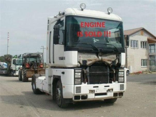 MAGNUM 380, nepojazdný, bez motora, foto 1 Náhradní díly a příslušenství, Užitkové a nákladní vozy | spěcháto.cz - bazar, inzerce zdarma