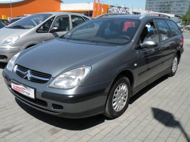 Citroën C5 2.2 HDI PRAVIDELNÝ SERVIS, foto 1 Auto – moto , Automobily | spěcháto.cz - bazar, inzerce zdarma