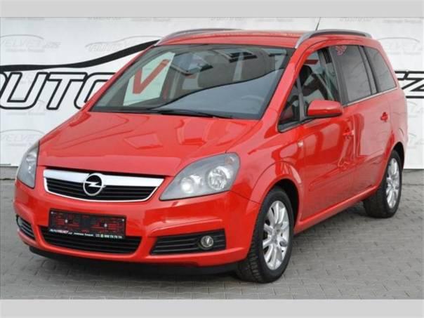 Opel Zafira 1.9 CDTi*klima*6-ti kvalt*litá, foto 1 Auto – moto , Automobily | spěcháto.cz - bazar, inzerce zdarma