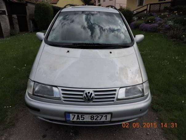 Volkswagen Sharan 2,8   VR6, foto 1 Auto – moto , Automobily | spěcháto.cz - bazar, inzerce zdarma